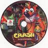 Crash 1 PAL Disc