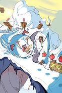 Icecapades snowball concept