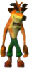 Fake Crash Bandicoot Crash Nitro Kart