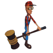 Jpn mallet lab assistant render