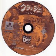 Crash 1 japan disc the Best for family