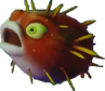 Puffer Fish Crash Bandicoot N. Sane Trilogy