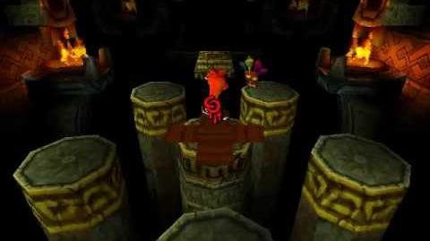 Crash Bandicoot Prototype, Part 13 Temple Ruins