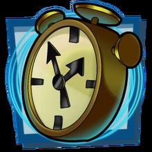 N-tropy-clock