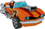 Crash Tag Team Racing Crster