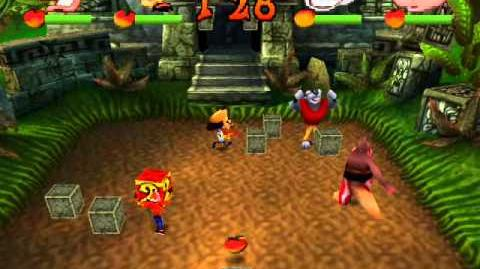 Crash Bash - 8 - Jungle Bash - Trophy Challenge
