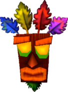 Crash Bash Aku Aku