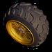 NF TCortex Wheels