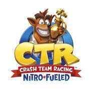 CTR Nitro Fueled Logo