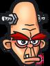 Crash Bandicoot N. Sane Trilogy Doctor Nitrus Brio Icon