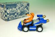 Japanese Crash Nitro Kart Toy