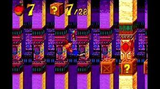 Crash Bandicoot 2 N-Tranced, 101% & All Platinums, Part 24 King Too Uncommon