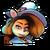 CTRNF-Pastel Witch Tawna
