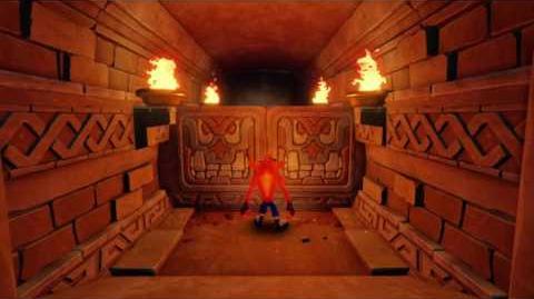 Crash Bandicoot N. Sane Trilogy - Crash 1 - Temple Ruins