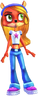 Crash of the Titans Coco Bandicoot