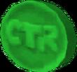 CTR Token Green