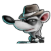 CTRNF-Negative Gangster Pinstripe
