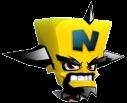 Crash Bandicoot Nitro Kart 2 Doctor Neo Cortex