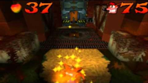 Crash Bandicoot Japanese Version 100% Part 28 - Cortex Power (4) - The Game's Giving up