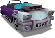 Crash Tag Team Racing Deadinator