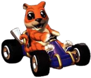 Crash Team Racing Pura