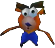 Bandifish Crash Bandicoot 3 Warped