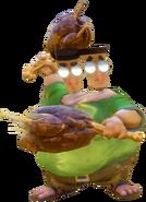 Crash Bandicoot N. Sane Trilogy Giant Lab Assistant
