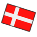 Denmark sticker