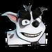 CTRNF-Dalmatian Crunch Icon