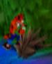 Cold hard crash level icon