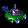 NF Hovercraft Kart