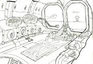 Cortex airship bridge concept