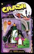 Komodo Moe toy