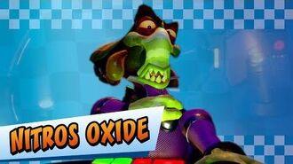 Nitros Oxide Crash Team Racing Nitro-Fueled