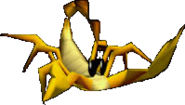 Crash Bandicoot 3 Warped Scorpion