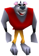 Crash Bash Koala Kong