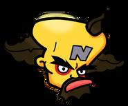 Crash Bandicoot N. Sane Trilogy Doctor Neo Cortex Icon