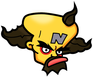 File:Crash Bandicoot N. Sane Trilogy Doctor Neo Cortex Icon.png