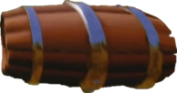 Crash Bandicoot N. Sane Trilogy Rolling Wooden Barrel