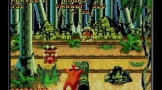 Crash Bandicoot Blast gameplay (60 fps)