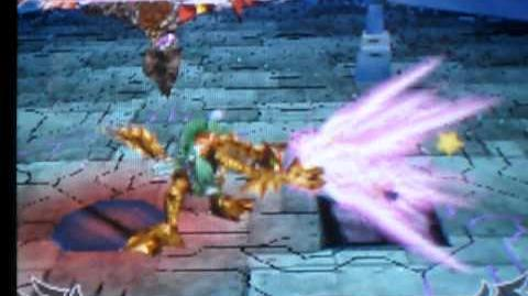 Crash Mind Over Mutant final boss(DS)