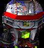 Crash Bandicoot 2 Cortex Strikes Back Doctor N. Gin's Mech (Belly Button Laser)