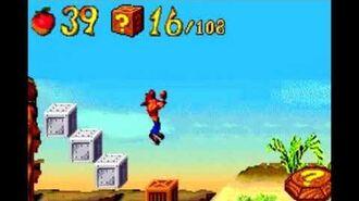 Crash Bandicoot 2 N-Tranced - 101% & All Platinums, Part 22 Eruption Disruption