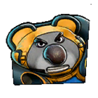 CTRNF-Space Marine Kong Icon