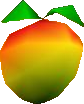 Crash Team Racing Wumpa Fruit