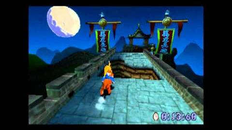 Midnight Run - Platinum Relic - Crash Bandicoot 3 Warped - 105% Playthrough (Part 38)