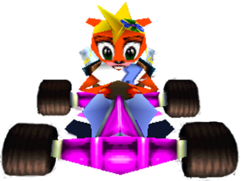 CTR (Gameplay Character Model)