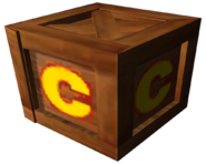 Crash Bandicoot The Wrath of Cortex Checkpoint Crate