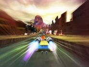 Crash tag team racing screenshot
