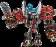 Crash Twinsanity Mecha-Bandicoot